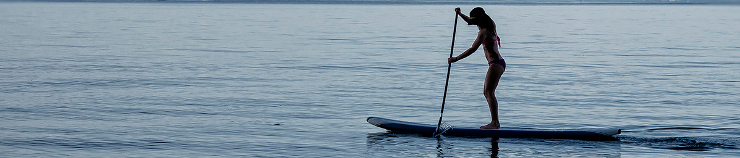 Stand Up SUP Board Paddling