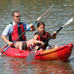 Tandem & Family Sit-on-top Kayaks