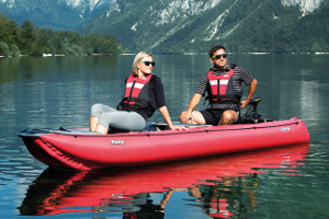 Inflatable Boats & Whitewater Rafts