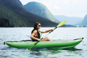 Single Person Solo - Inflatable  Kayaks