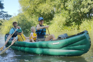 Tandem / Family - Inflatable Kayaks & Canoes