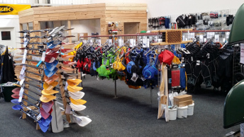 Brighton Canoes Shop