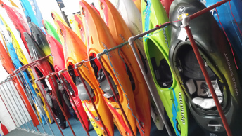 Kayaks Huge Stock