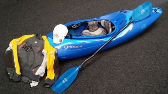 Whitewater Kayak Gear