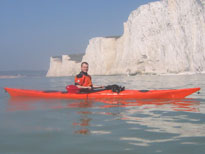 Luke Sea Kayaking Seven Sisters & Beachy Head