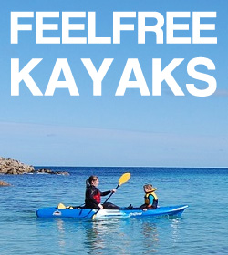 20% OFF RRP on In-Stock Feelfree Kayaks