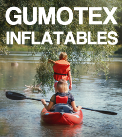 Gumotex Inflatable Kayaks & Canoes