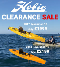 Hobie Sale at Brighton Canoes