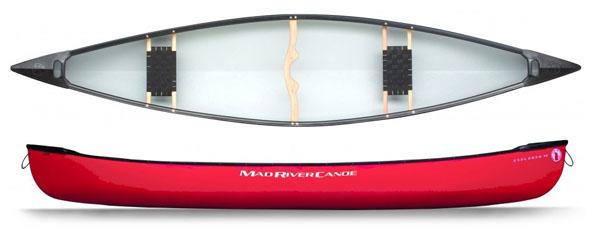 Mad River Explorer 14TT & 16TT Canoes