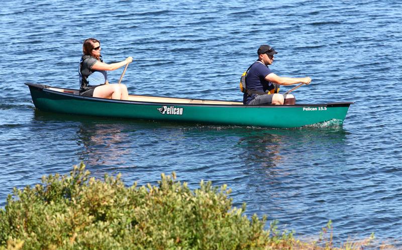 Pelican 15'5 Open Canadian Canoe