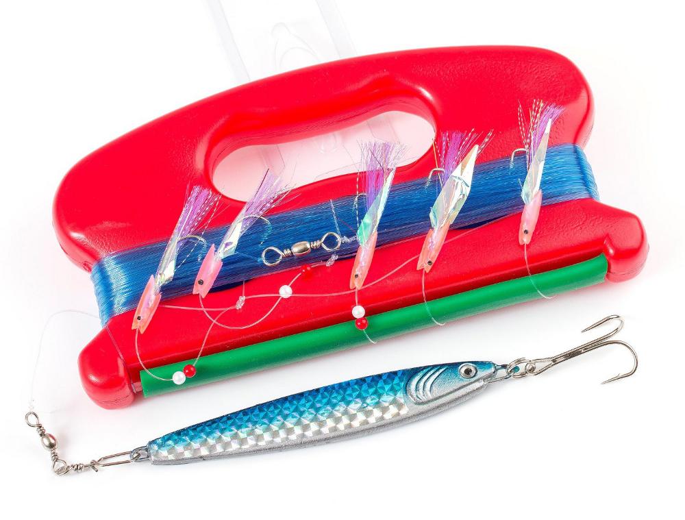 Fishing rods tackle kayak angler for Hand line fishing