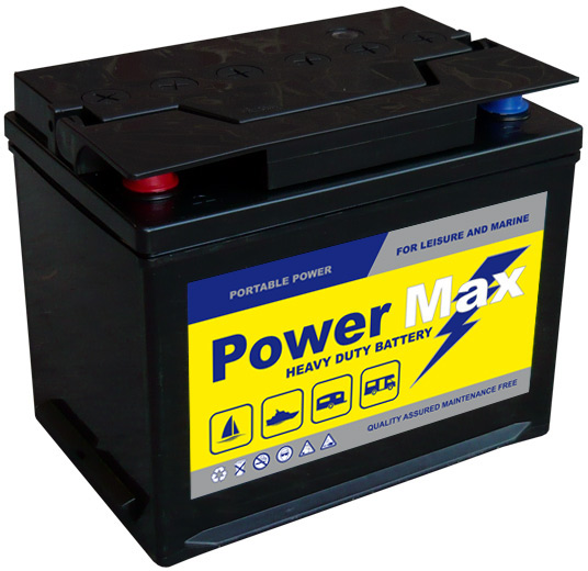 Power Max 12v Battery 85ah Canoe Equipment