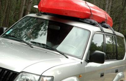 Handirack Inflatable Roof Rack Sit On Top