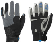 Gloves for kayaking and canoeing