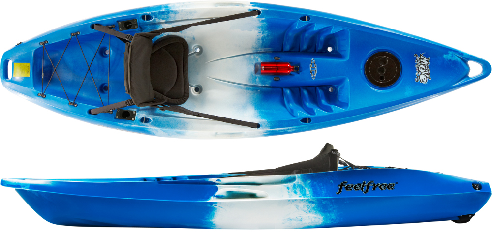 FeelFree Move | Sit-on-tops Brighton Canoes