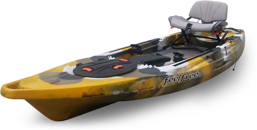 Feelfree lure 11 5 angling sit on top for Feelfree lure 11 5 with trolling motor