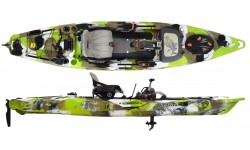 FeelFree Lure 13.5 OverDrive Pedal Kayak