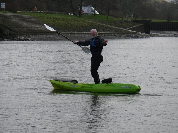 Feelfree moken 10 angler for Most stable fishing kayak