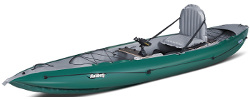 Gumotex Halibut - Inflatable Fishing Kayak