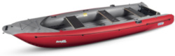 Gumotex Ruby XL - 3 Person Inflatable Canoe