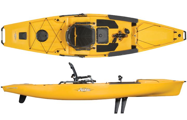 pro angler 14 hobie kayaks