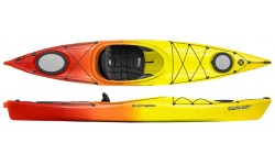 Perception Carolina 12 Expedtion Touring Kayak