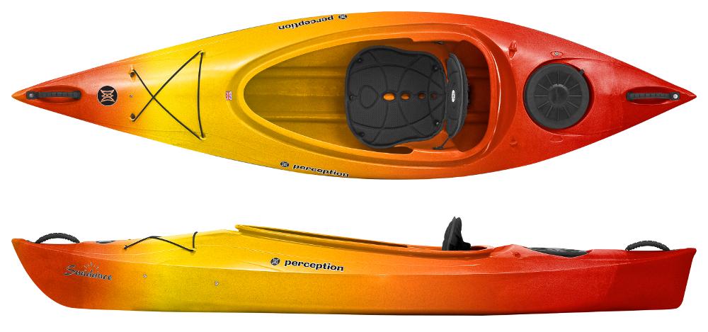 Perception Sundance Touring Kayak