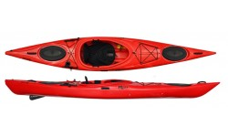 /riot 13 Touring kayak with skeg