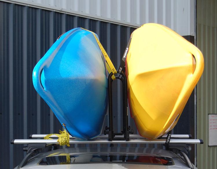 Thule 520 1 Kayak Carriers