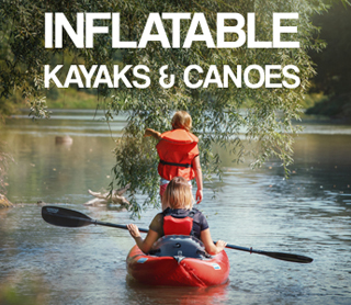 Shop Inflatable Kayaks and Canoes at Brighton Canoes